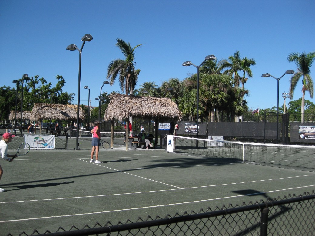 Naples Tennis Court